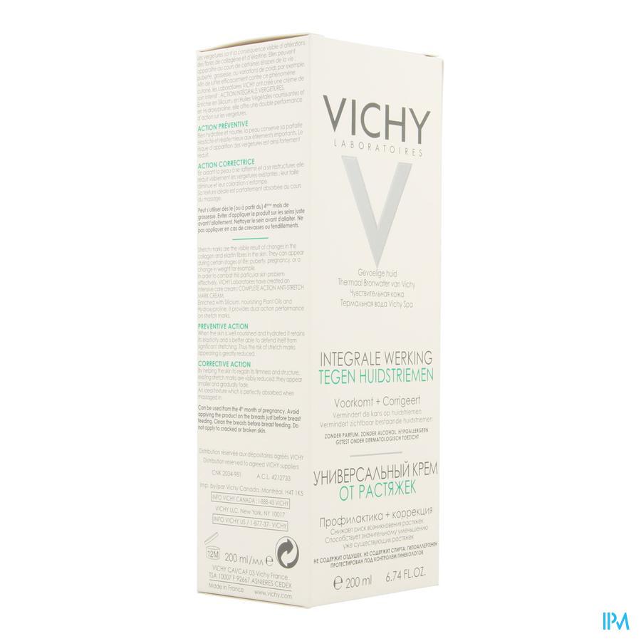 Vichy Striemen creme