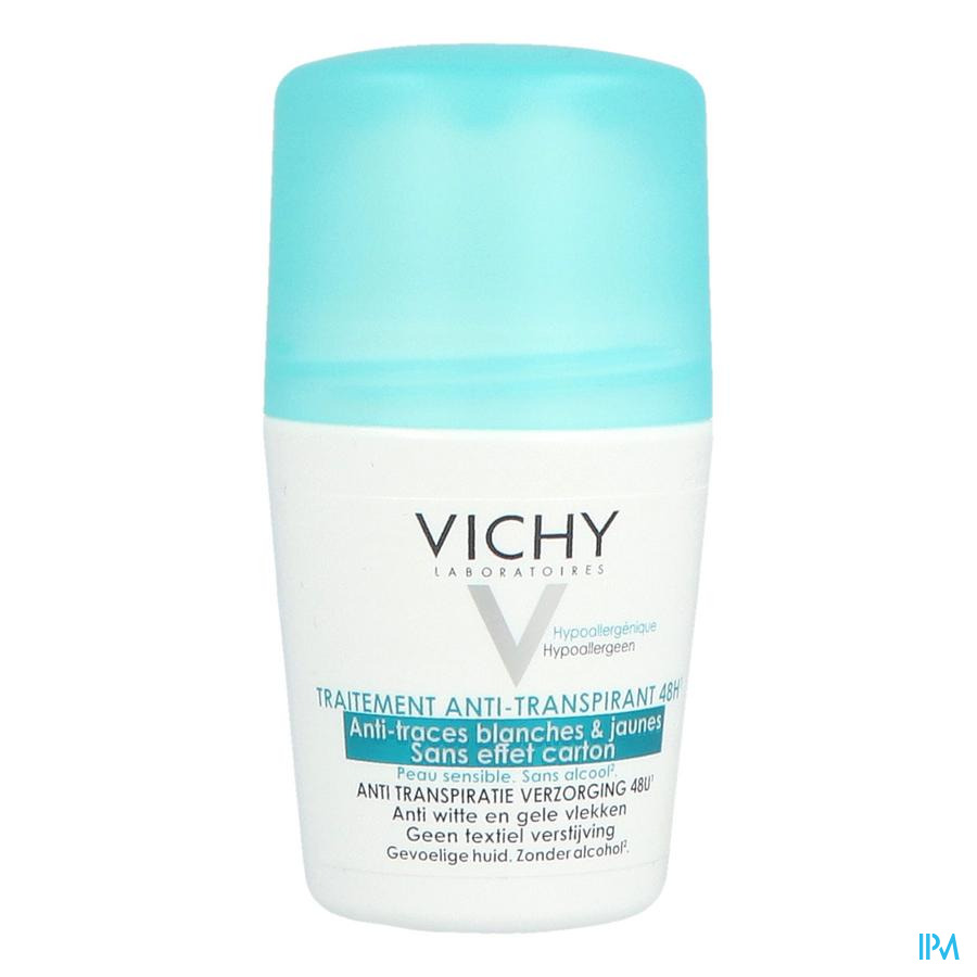 Vichy Deo Anti-Witte en Gele Vlekken 48u roller