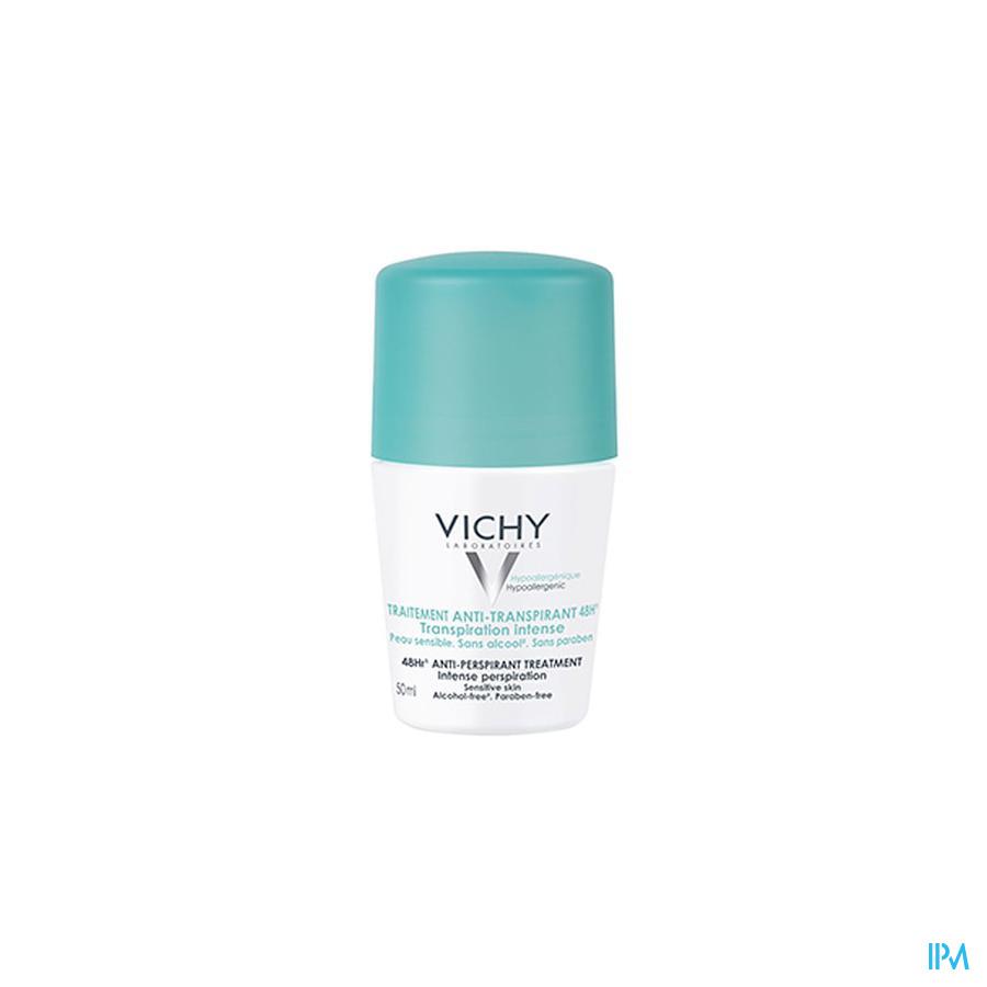 Vichy Deo Roller 48u intense transpiratie