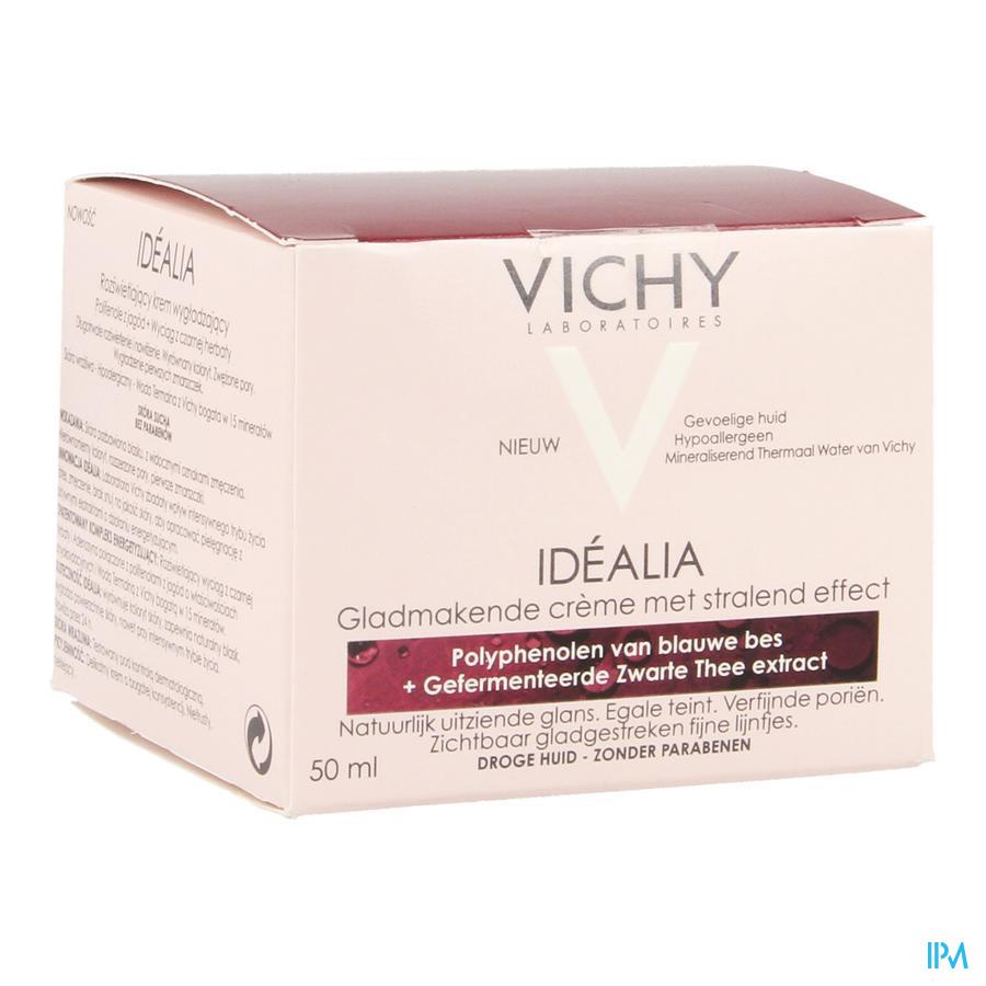 Vichy Idealia Dagcreme  droge huid