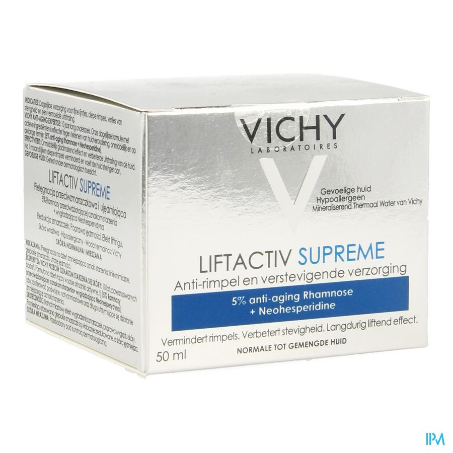 Vichy Liftactiv Supreme Dagcrème normale tot gemengde huid