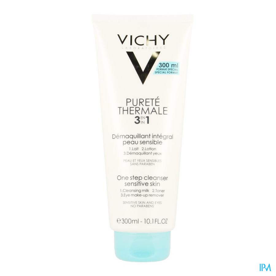Vichy  Make-up Verwijdering 3 in 2  (300ml)