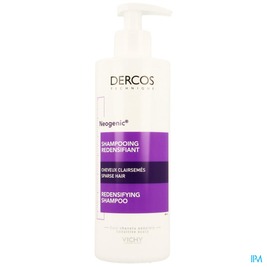 Dercos  Shampoo Neogenic Haargroei (400ml)