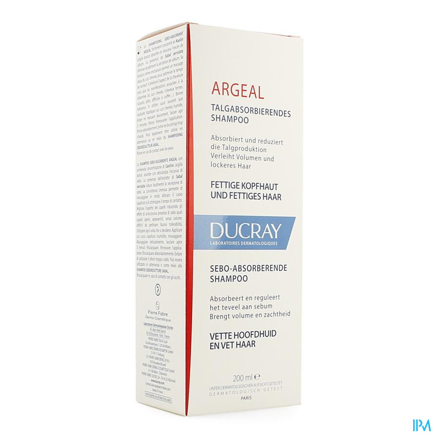 Ducray Argeal   200ml