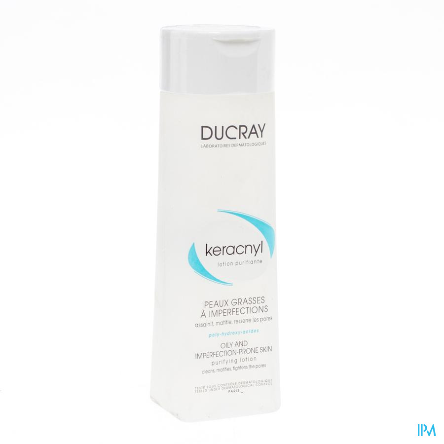 Ducray Keracnyl lotion