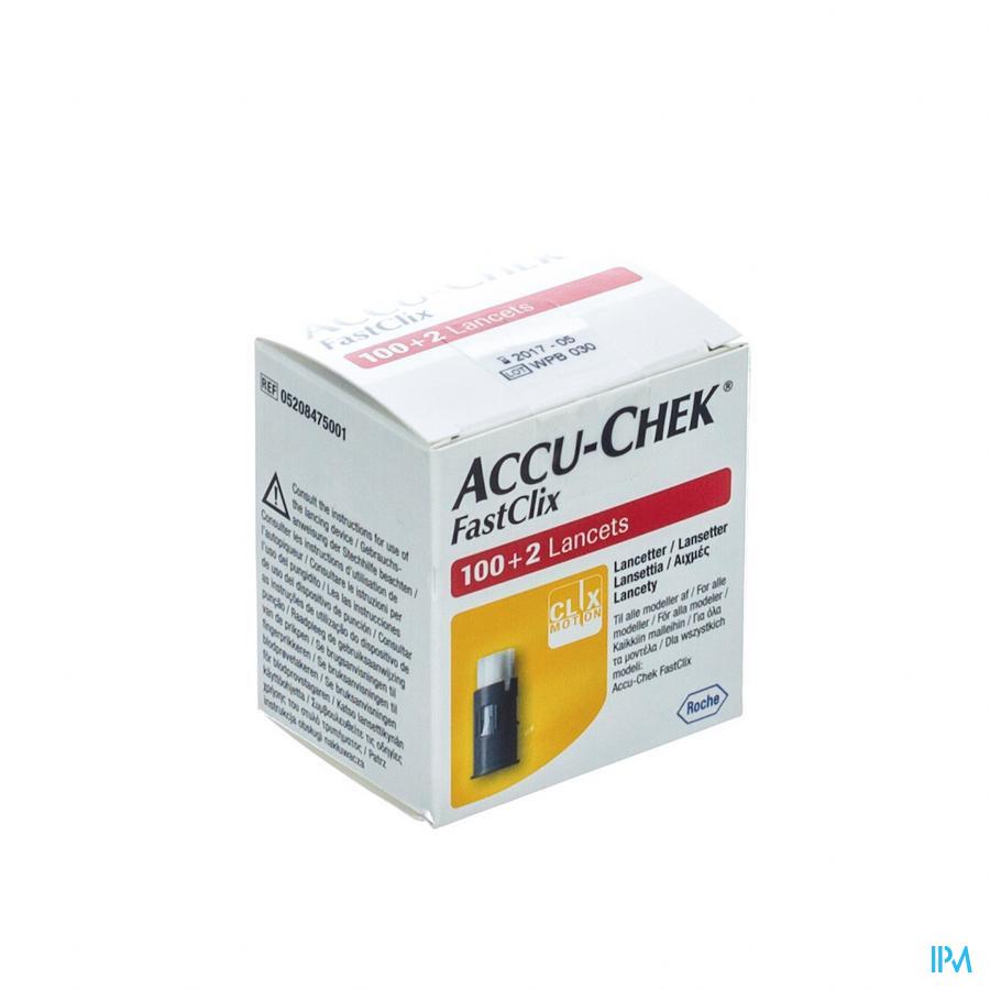 Accu-Chek Mobile Fastclix Lancet