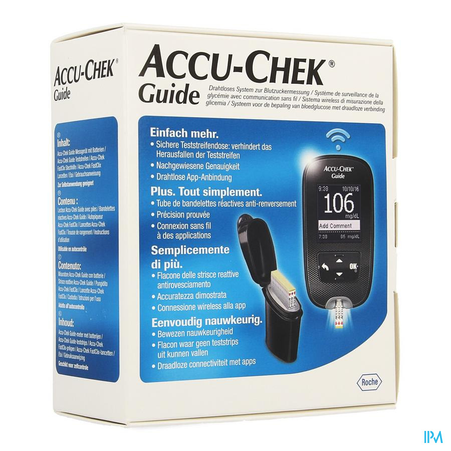 Accu-Check Guide kit