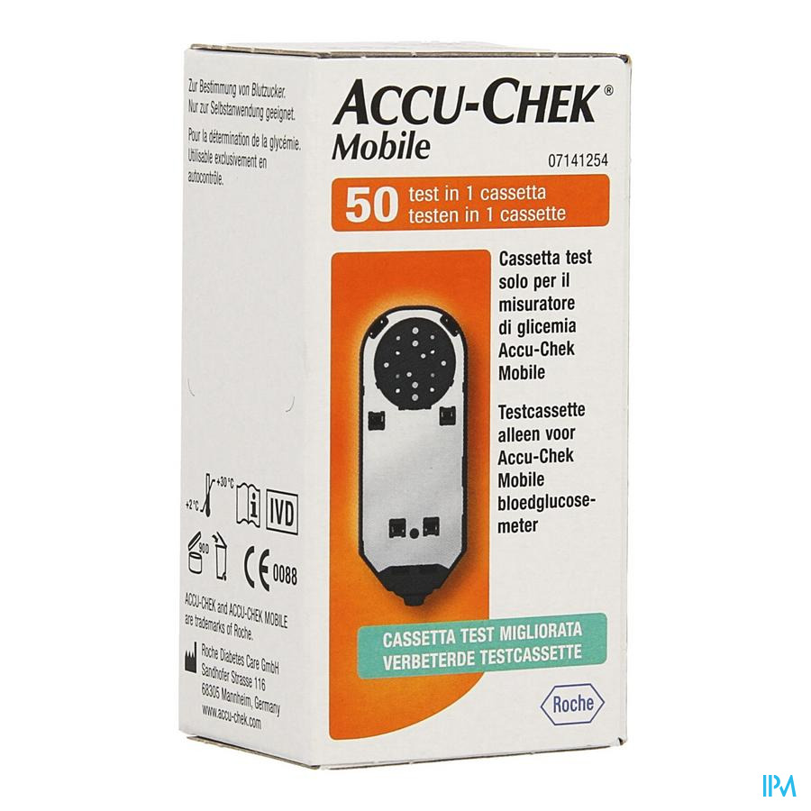 Accu-Chek Mobile Tests