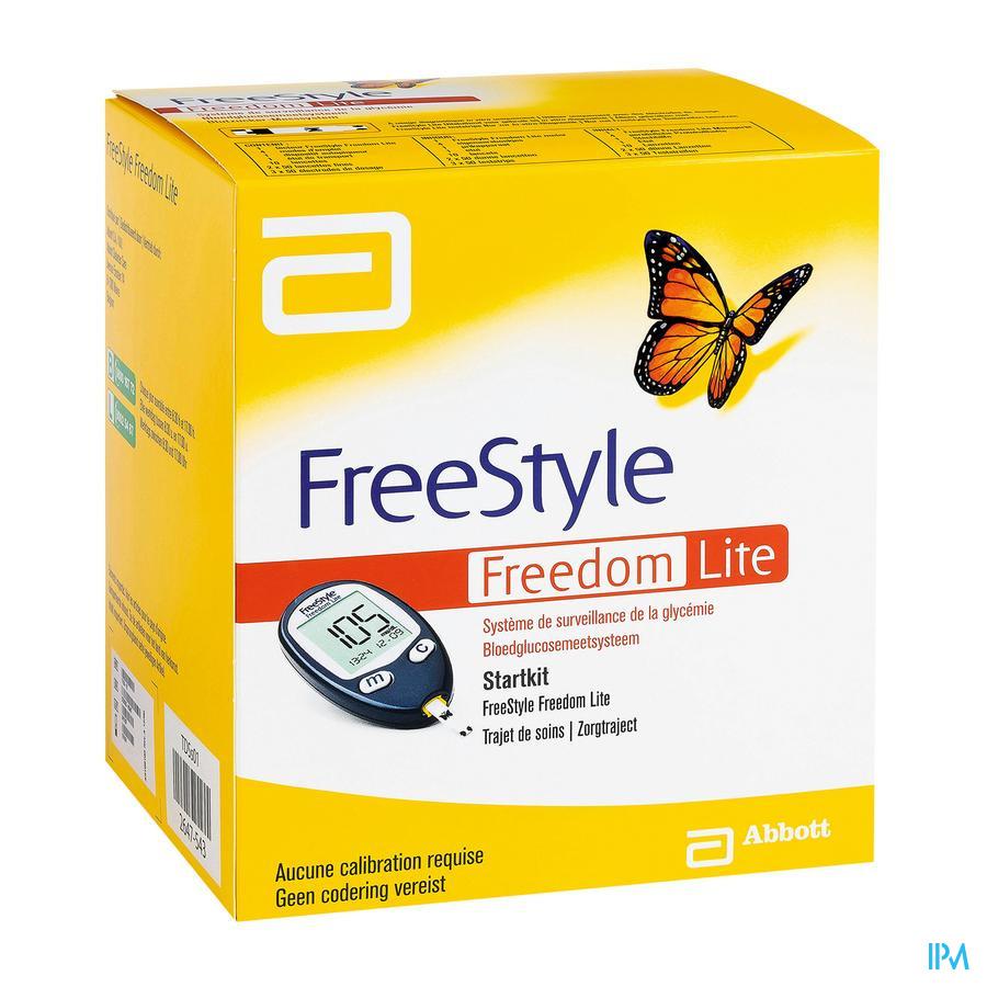 Freestyle  Startkit