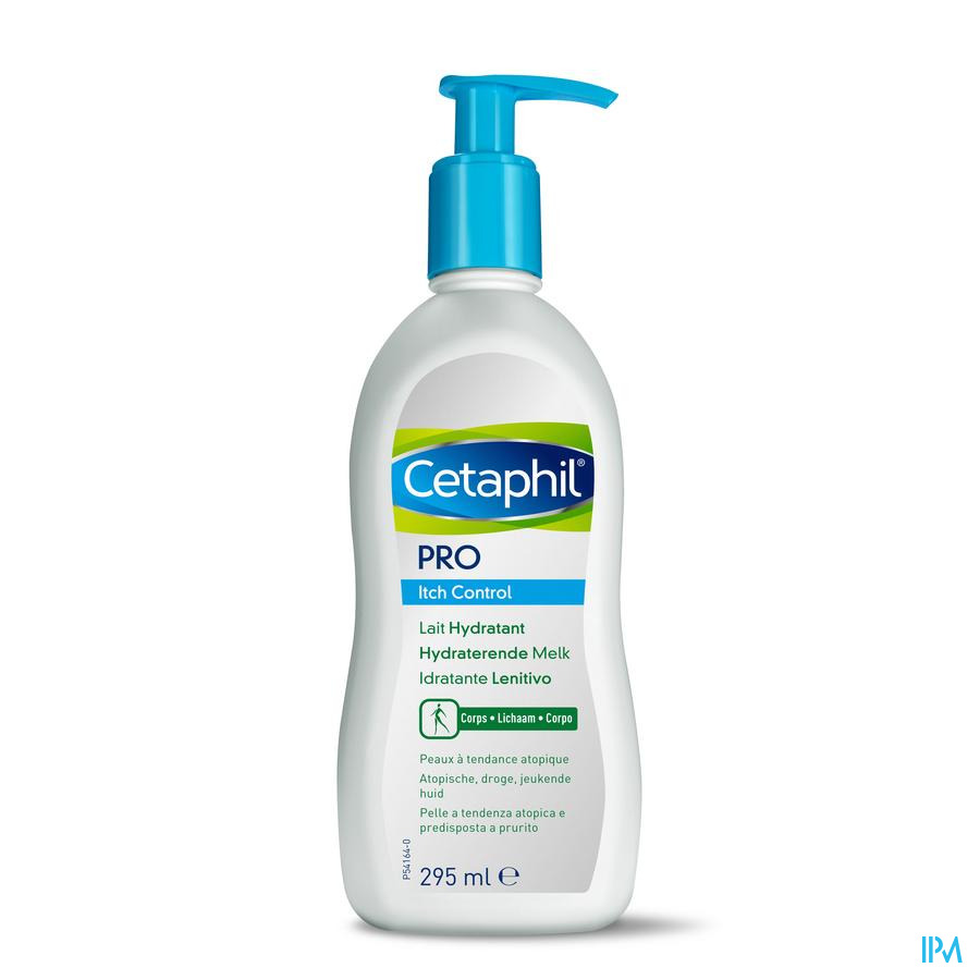 Cetaphil Pro itch control melk 295 ml