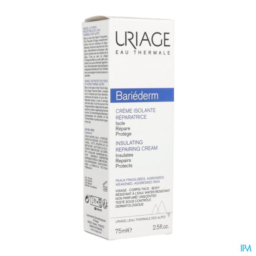 Uriage Bariéderm Isolerende Crème (75ml)