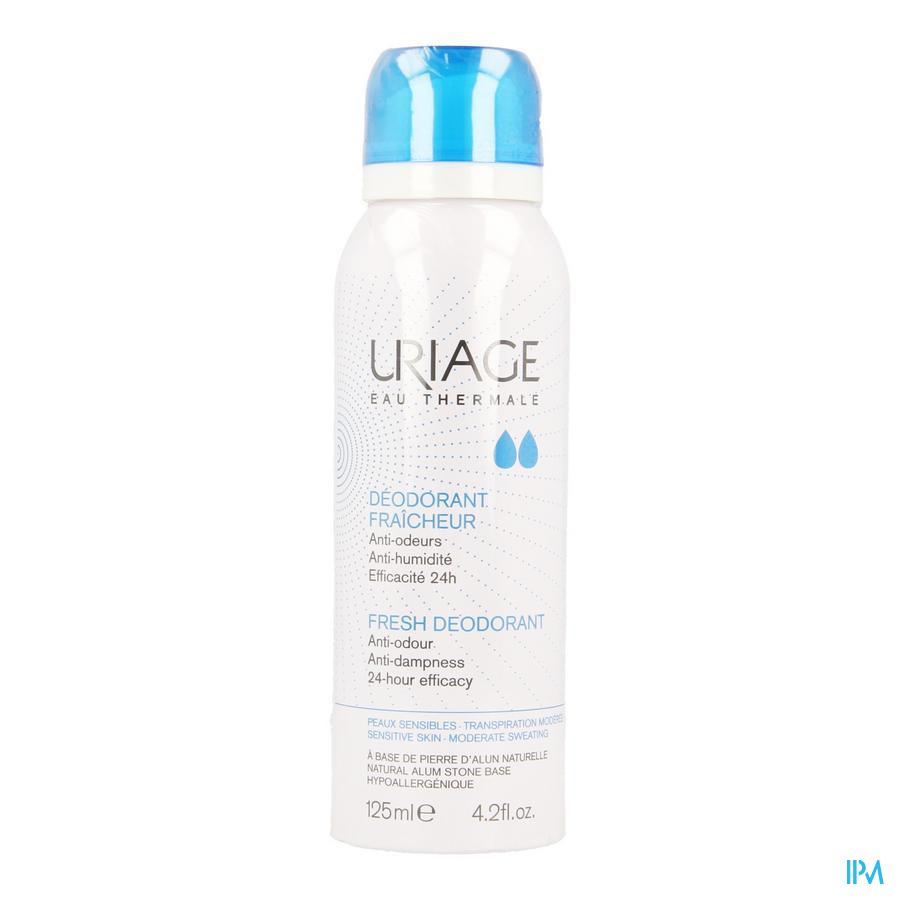 Uriage Deo Spray (125ml)