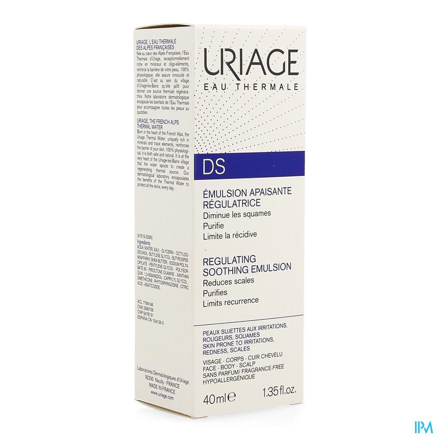 Uriage Ds Emulsie (40ml)