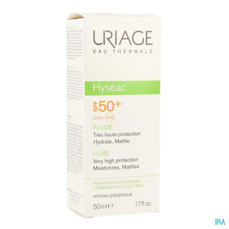 Uriage Hyseac Fluide Ip50 (50ml)