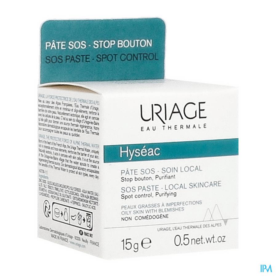 Uriage Hyseac  Sos pasta (15ml)