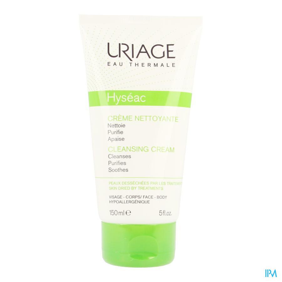 Uriage Hyseac Reinigingscreme (150ml)