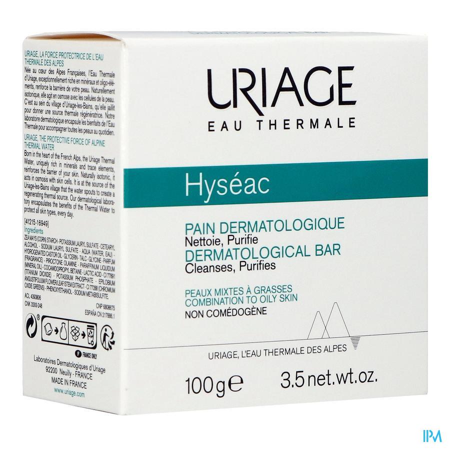 Uriage Hyseac Zeepblok (100g)