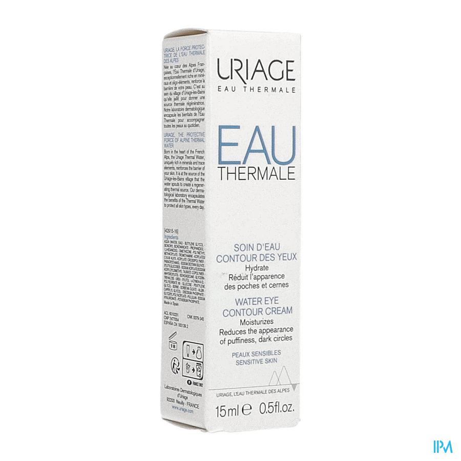 Uriage Eau Thermale  Oogomtrek (15ml)