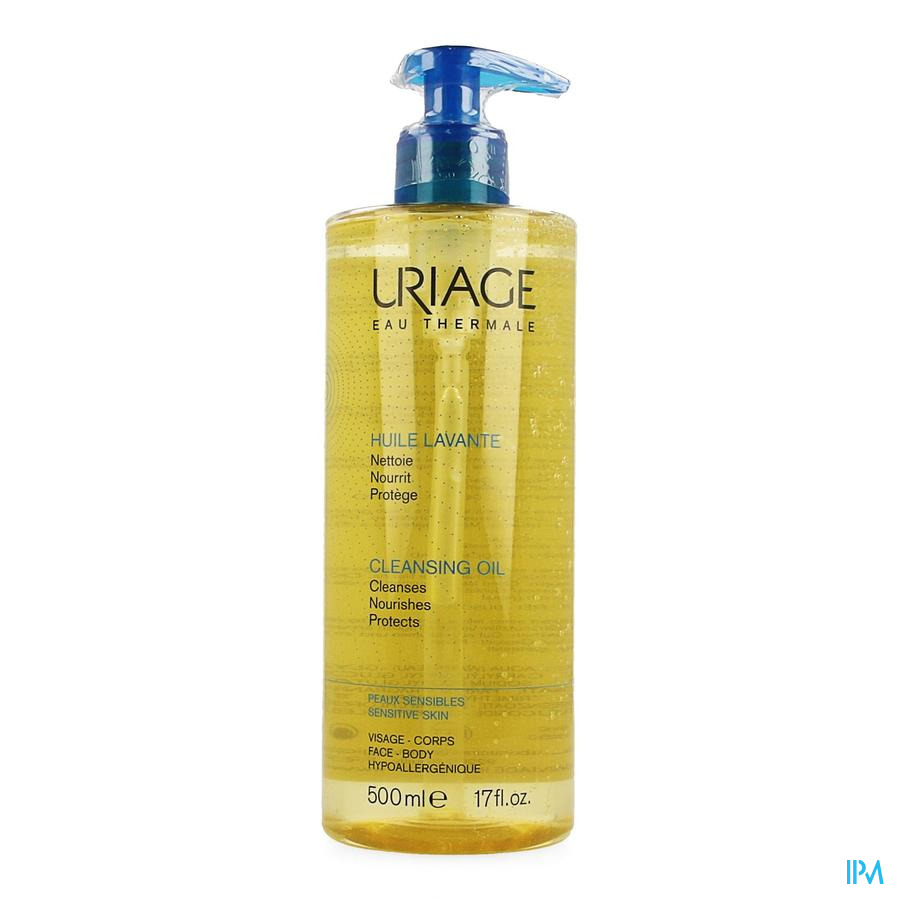 Uriage Eau Thermale Wasolie (500ml)