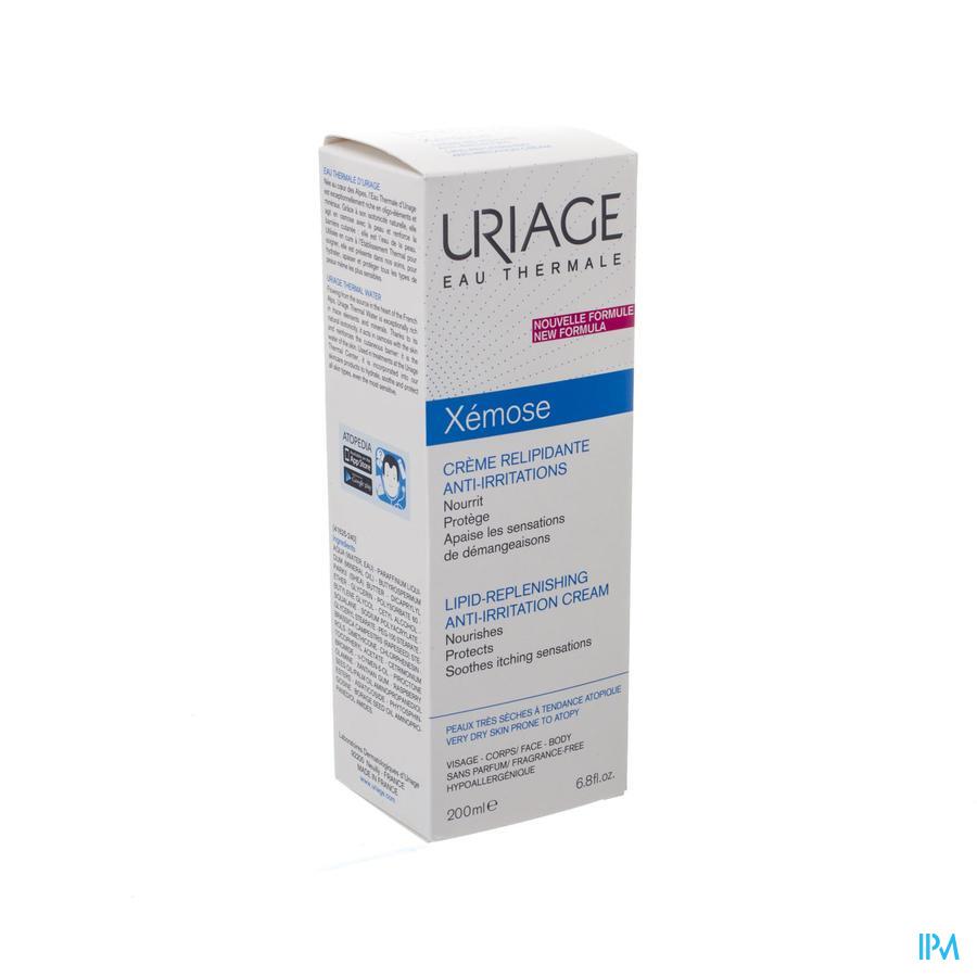 Uriage Xemose Crème Anti-irritatie  (200 ml)