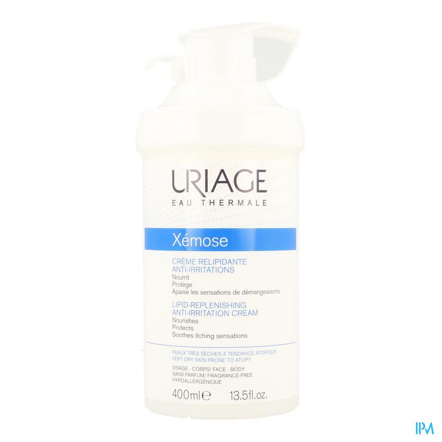 Uriage Xemose Crème  Anti-irritatie  (400 ml)