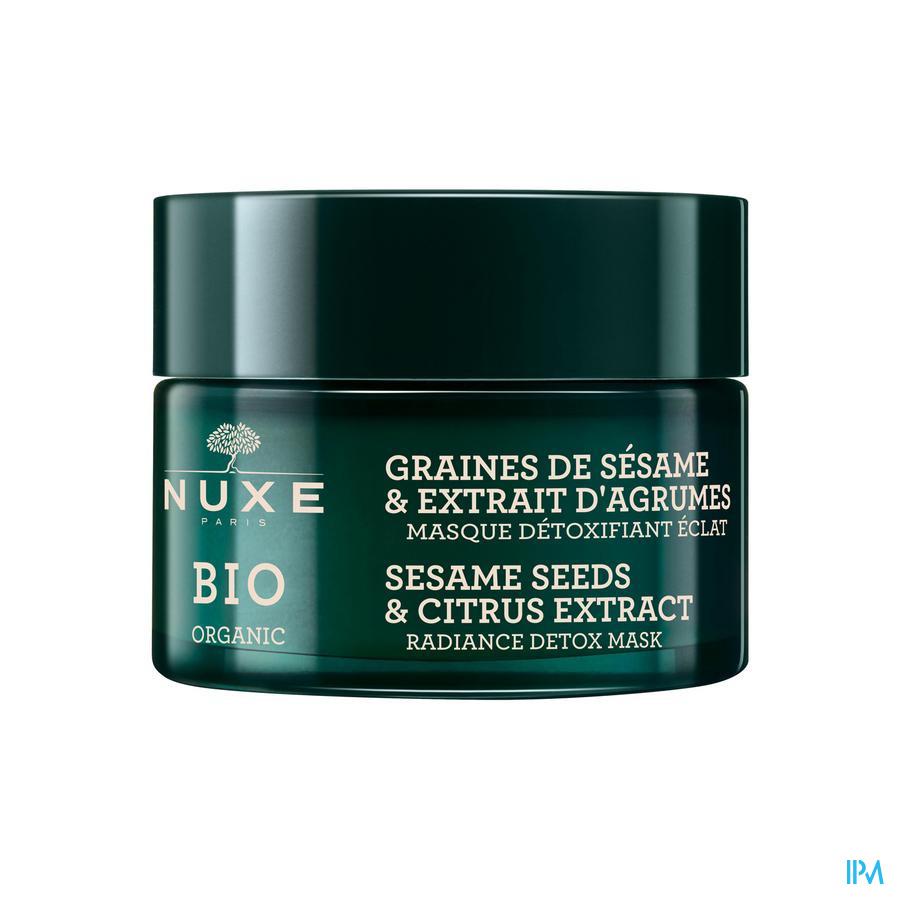 Nuxe Bio Masker stralende huid (50ml)