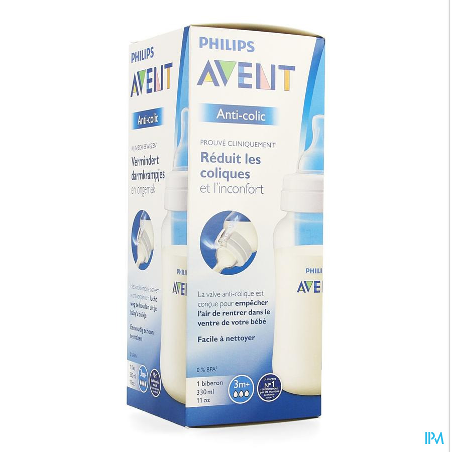 Avent Zuigfles Anti-kolieken (330ml)
