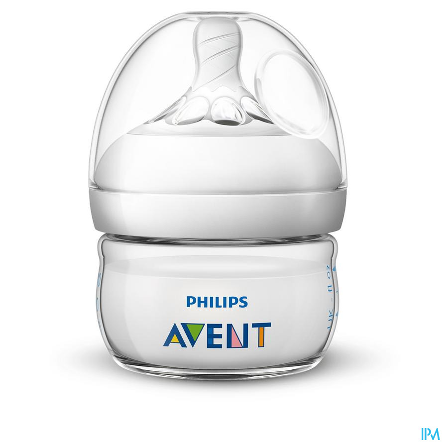 Avent Zuigfles Natural 2.0 first flow 60 ml