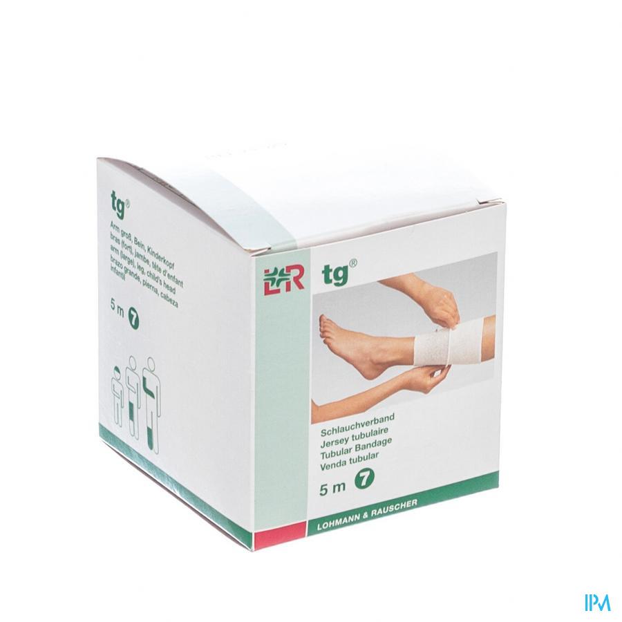 Tg buisverband T7 (5m) arm (groot), been, kinderhoofd