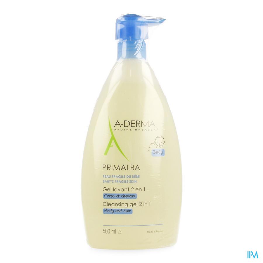 Primalba Aderma Wasgel 2in1 (500ml)