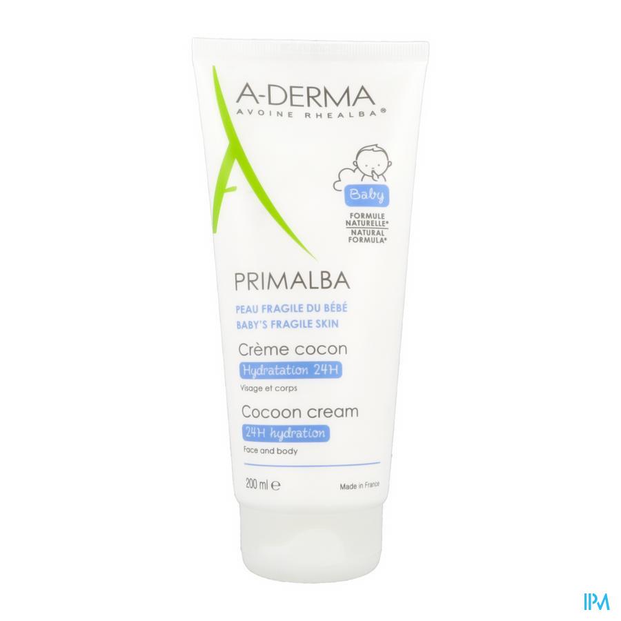 Primalba Aderma Creme Cocon Zachtheid (200ml)