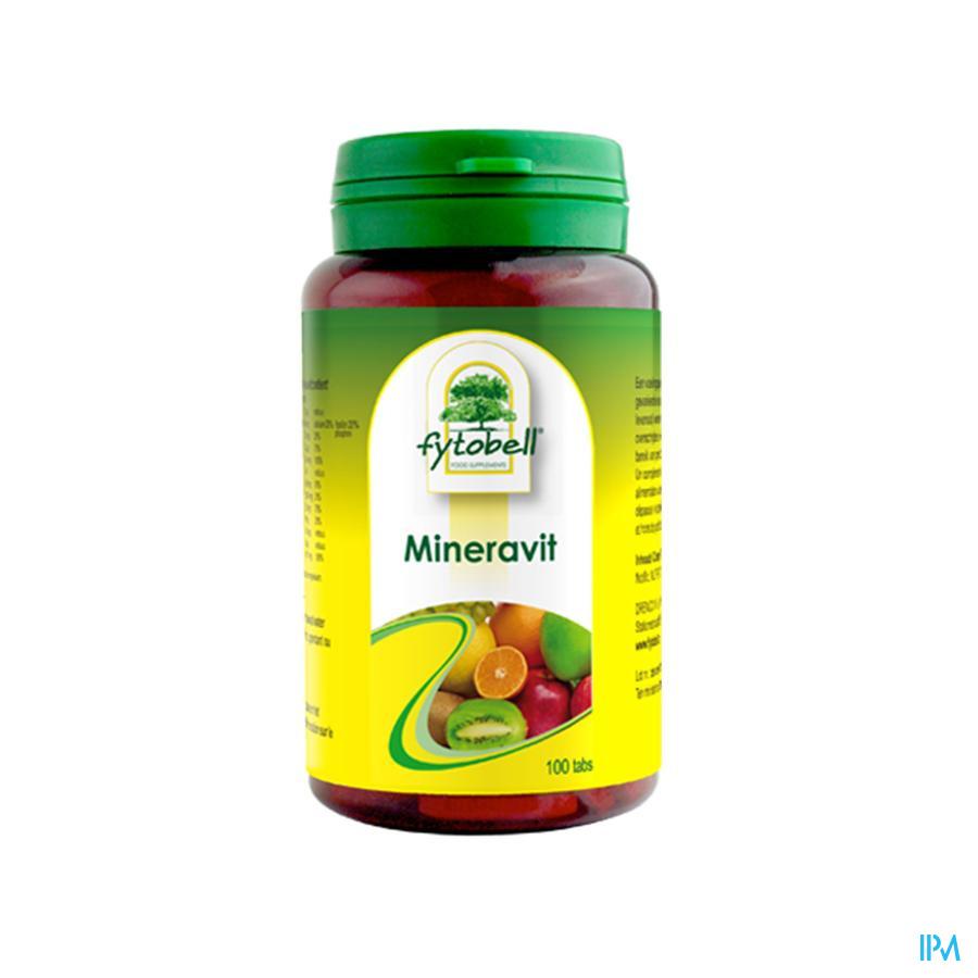Fytobell Mineravit (100 tabletten)