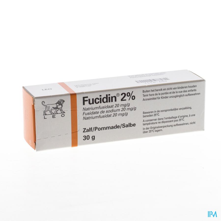 Fucidine zalf (30g)