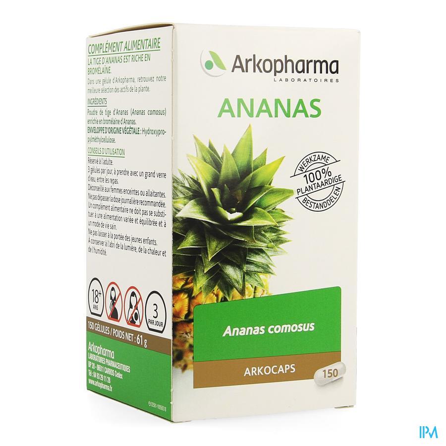 Ananas (150 capsulen)