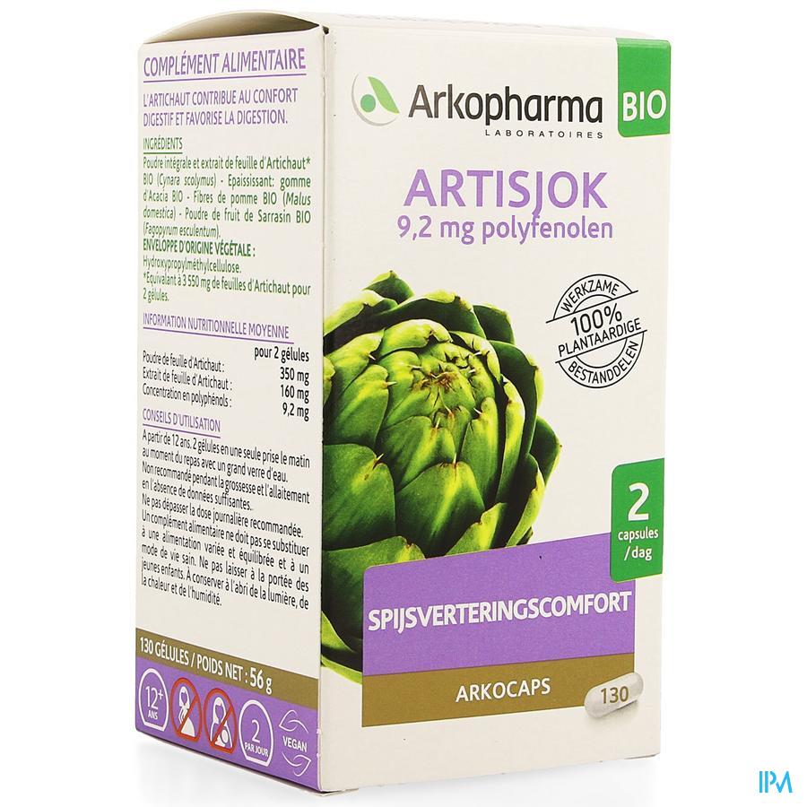 Artisjok (150 capsulen)