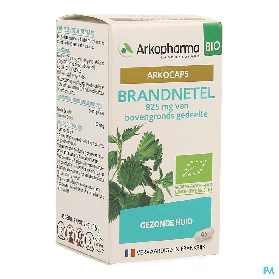 Brandnetel (45 capsulen)