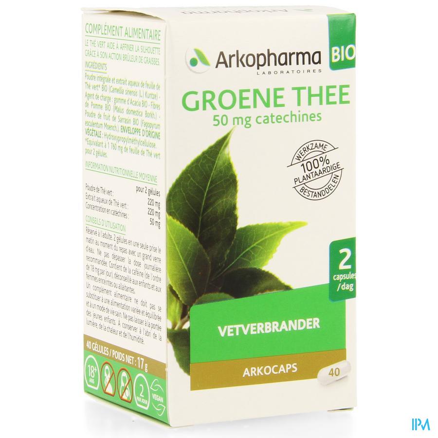 Groene Thee (45 capsulen)