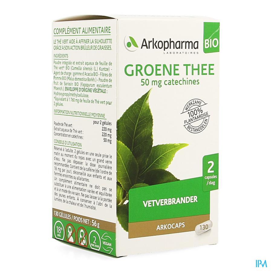 Groene Thee 150