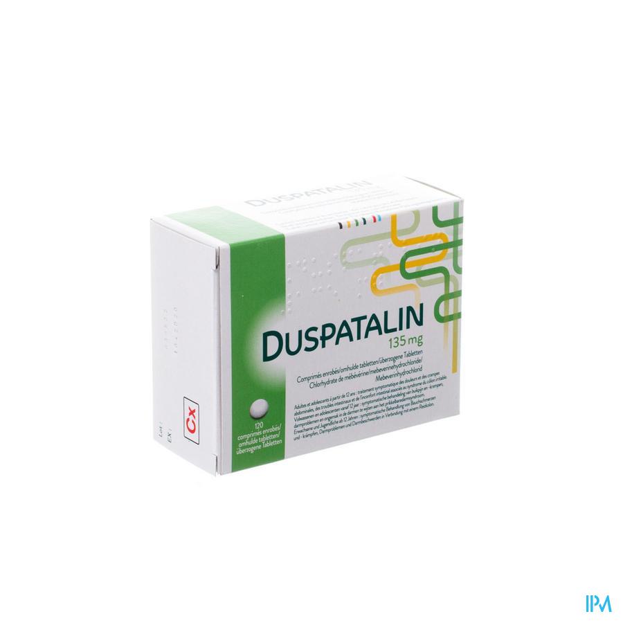 Duspatalin 135mg (120 tabletten)