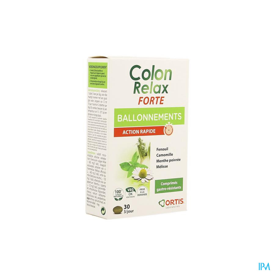 Ortis Colon Relax