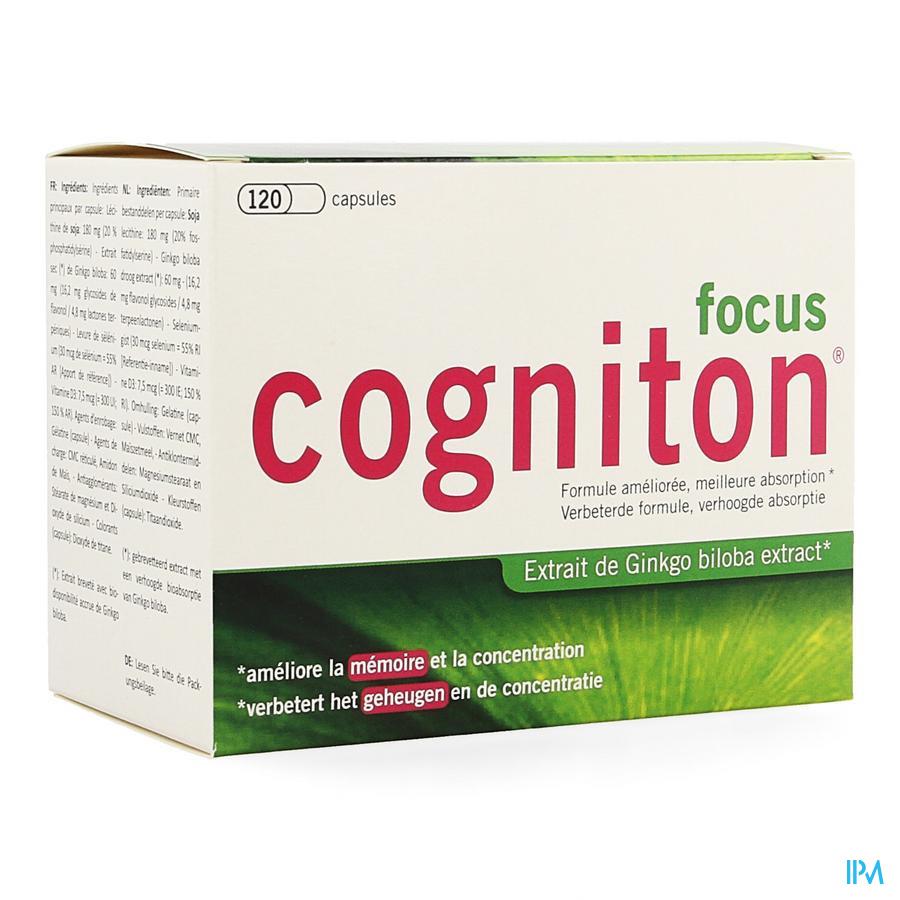 Gogniton focus 120 capsules