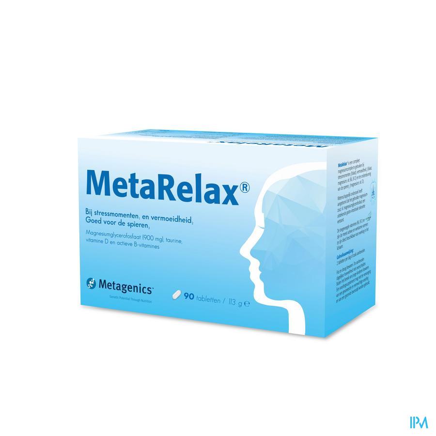 Metarelax (90 tabletten)