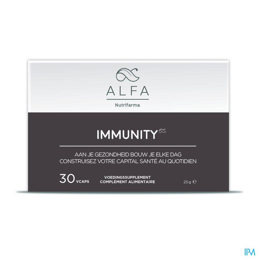 Alfa Immunity (30 capsules)