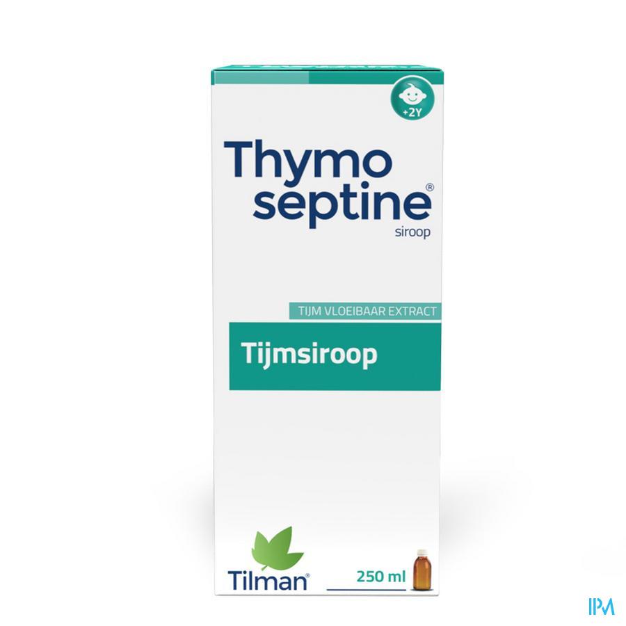 Thymoseptine Siroop (250 ml)