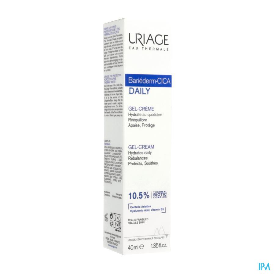 Uriage Bariederm Cica Daily Gel-Creme 40 ml