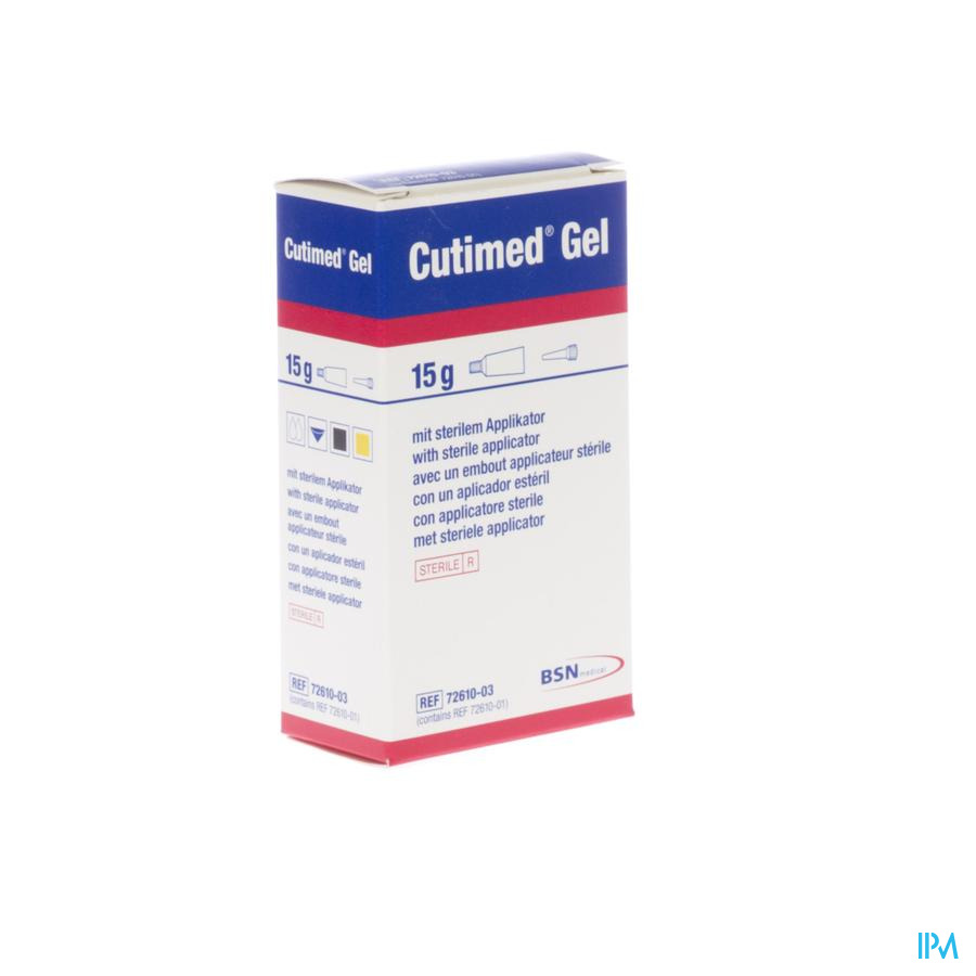 Cutimed Gel 15g