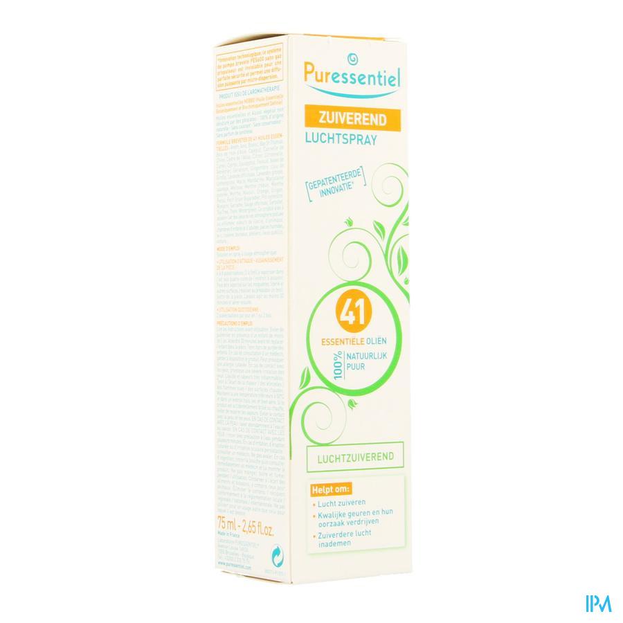 Puressentiel Luchtspray zuiverend (75ml)