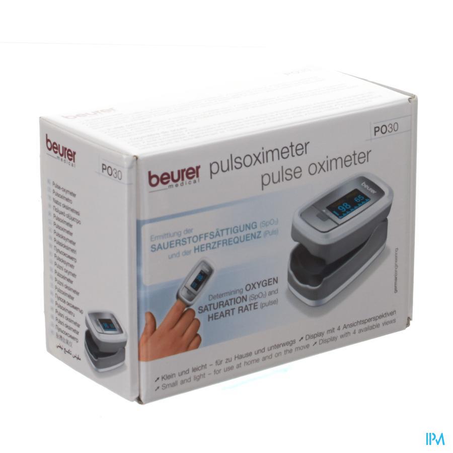 Saturatiemeter PO30 Beurer