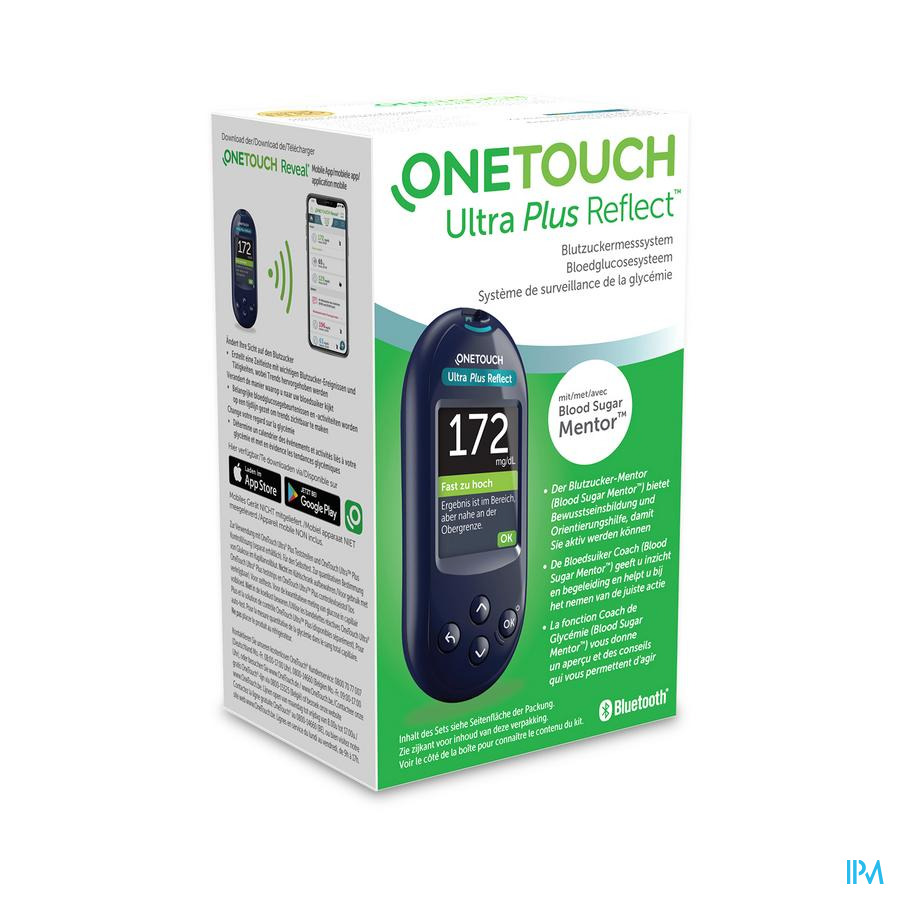OneTouch Ultra Plus Reflect Meter