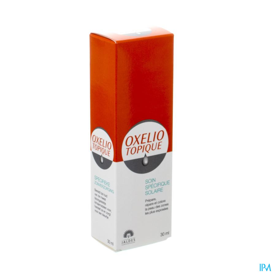 Oxelio Topique Gel (30 ml)